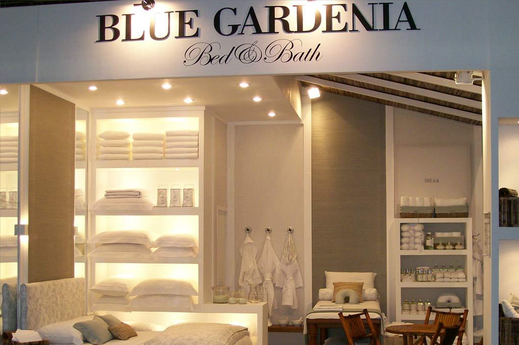 Mostra de Decoração Blue Gardenia