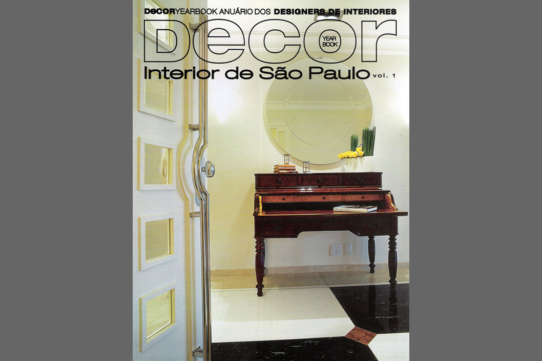 Livro Decor Year Book Interior SP