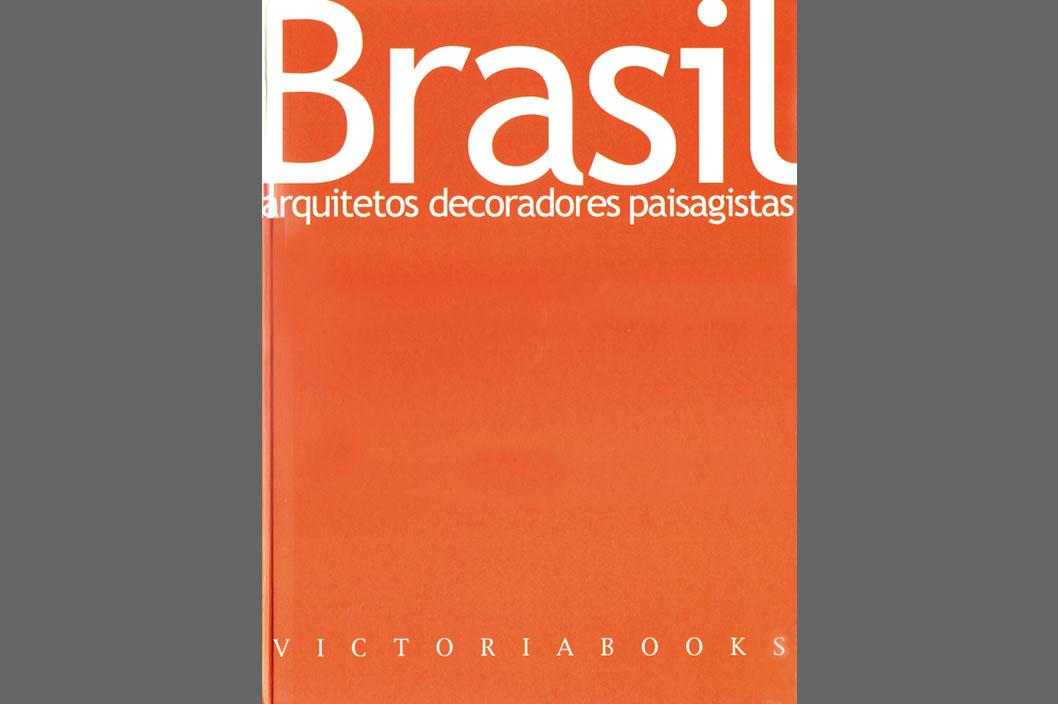 Livro Brasil Arquitetos Decoradores Paisagistas