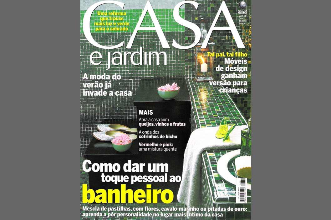 Casa e Jardim – n.631 - 2007