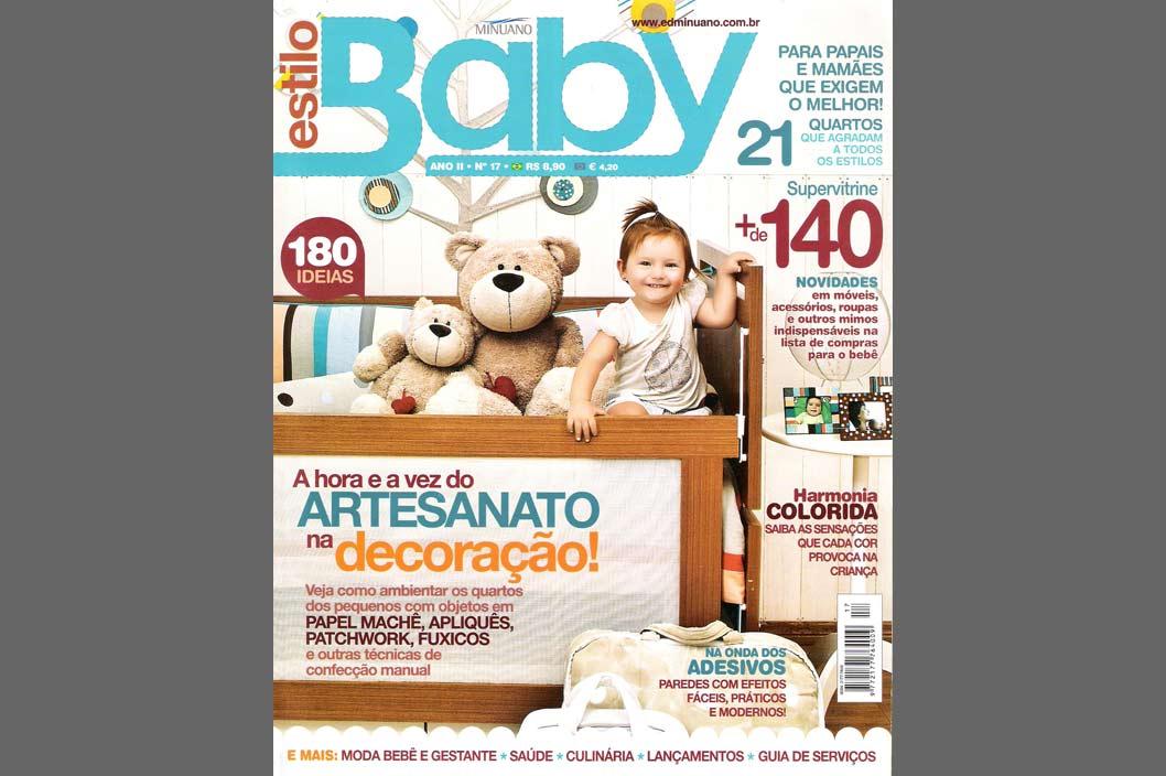 Decoração e Estilo Baby - 2011