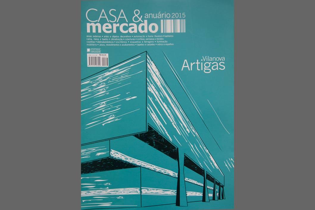 Projeto Prado Zogbi Tobar com destaque no Anuário Casa Mercado 2015